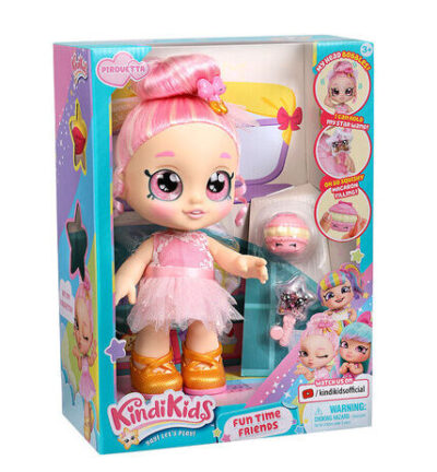 Kindi Kids Pirouetta Doll